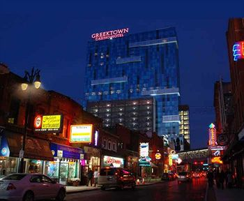 Greektown casino room rates