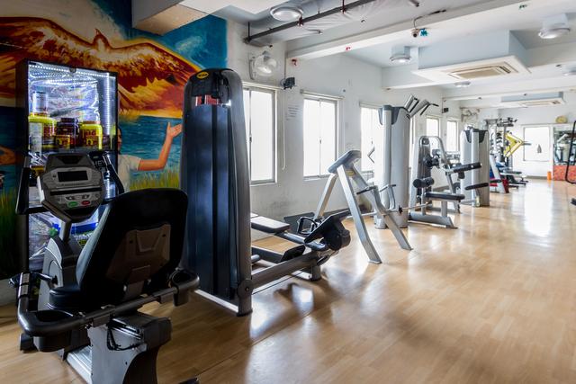 20.Gym