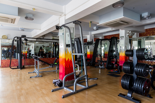 21.Gym