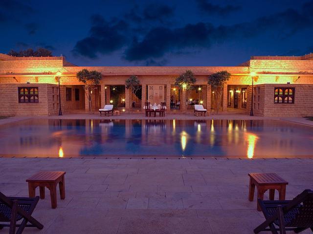 Fort Rajwada Jaisalmer Use Coupon Code Freedom