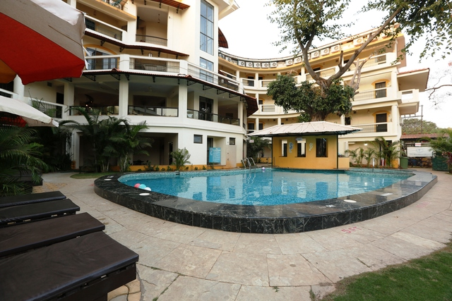 The sea horse resort goa use coupon code festive for Resorts in goa with private swimming pool