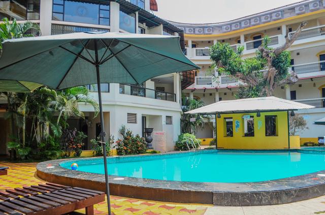 The Sea Horse Resort Baga Arpora Goa Room Rates Reviews