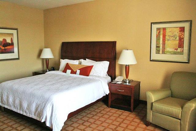 room - Hilton Garden Inn Indianapolis Airport