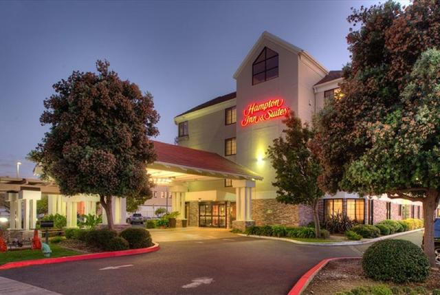 hampton inn suites san francisco burlingame airport south - Hilton Garden Inn San Francisco