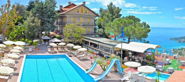La Terrazza dei Pelargoni B&B, Ventimiglia. Use Coupon Code HOTELS ...