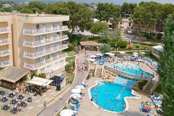 HOTEL PALMA BAY CLUB, EL ARENAL (MALLORCA)