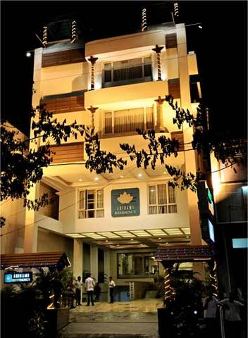 Abirami Residency Pondicherry Room Rates Reviews Amp Deals