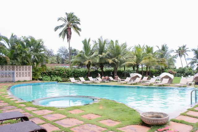 Book Edem Garden Hotel Goa At Redbus In