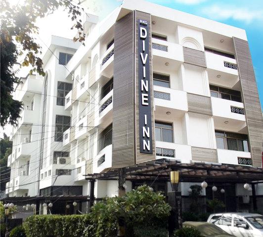 Hotel Divine Inn, New Delhi  Room rates, Reviews & DEALS