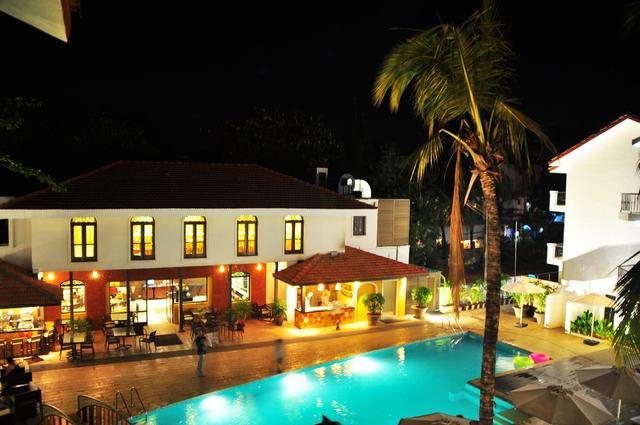 Kyriad Prestige Calangute Goa Goa Room Rates Reviews