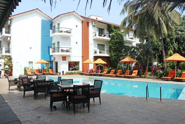 Kyriad Hotel Goa Formerly Citrus Goa Goa Use Coupon