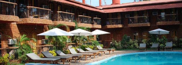 Seabreeze Beach Resort Calangute Contact