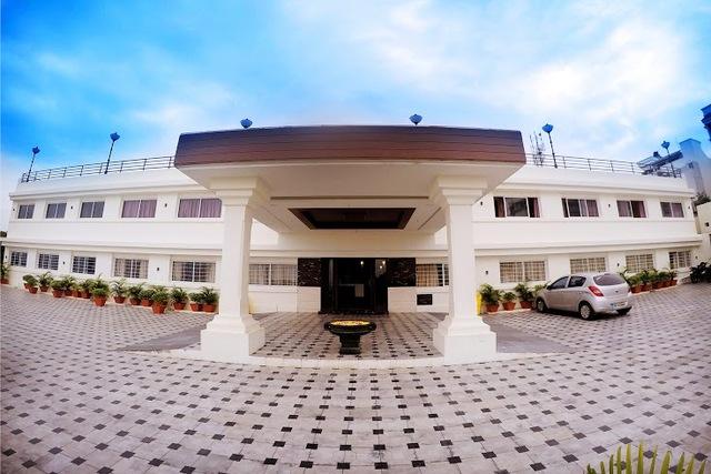 Kanyakumari Hotels Near Beach