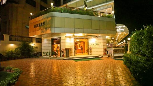 Hotel City Inn Varanasi Contact No