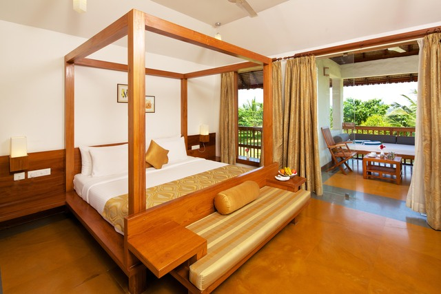 Star Hotel Rooms In Pondicherry