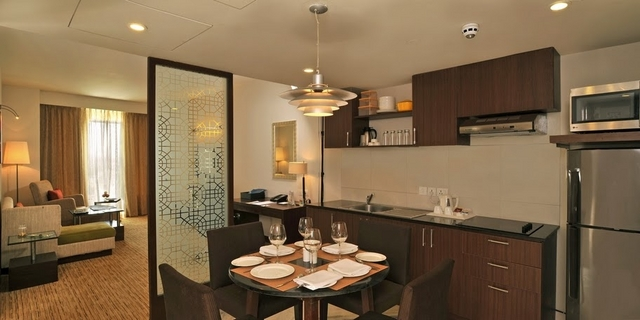 Kitchenette_of_One_Bedroom_Apartment