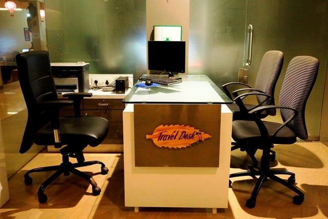 travel desk images