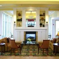 lobby2 2383 coastal grand circle myrtle beach - Hilton Garden Inn Myrtle Beach