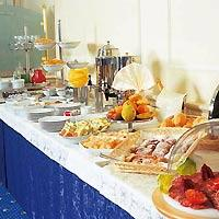 Delfino-breakfast