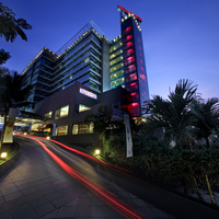 Movenpick_Exterior_-_Night