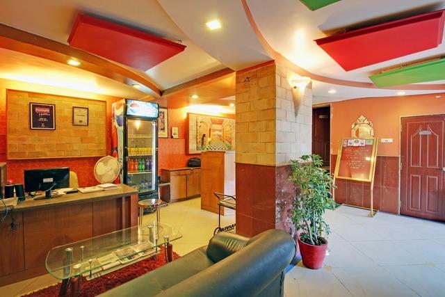 B_Hotel_Aradhana_by_Ashoka_Reception
