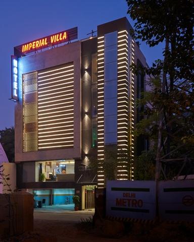 Hotel Imperial Villa New Delhi Room Rates Reviews Deals