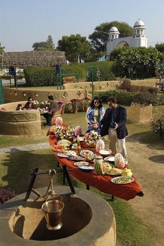 Heritage_Village_Resort_and_Spa_Manesar_Bharahandi_Restaurant