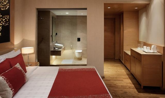 Hyatt Regency New Delhi Spa