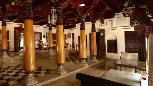 Chidambara Vilas A Luxury Heritage Resort Chettinad Use