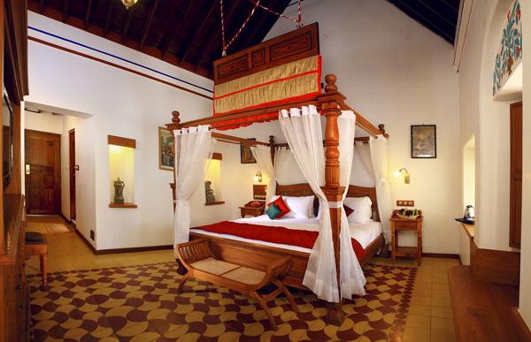 Chidambara Vilas Luxury Heritage Resort Chettinad Room