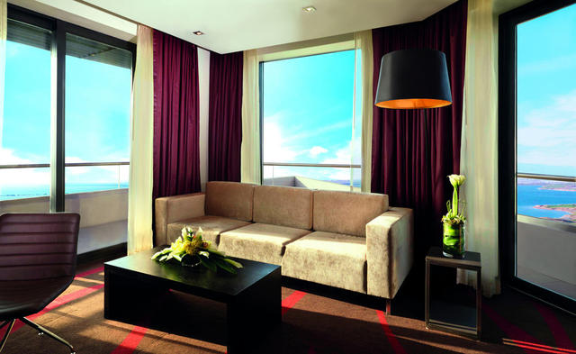 Radisson Blu Yas Island Room Service