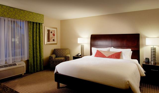 room - Hilton Garden Inn Bothell
