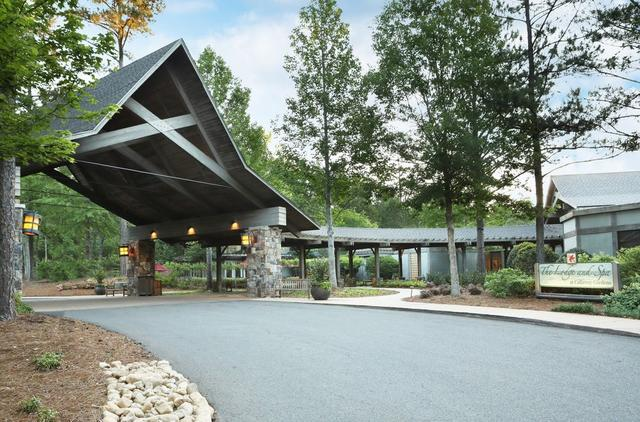 The Lodge & Spa at Callaway Gardens, Pine Mountain. Use Coupon Code ...