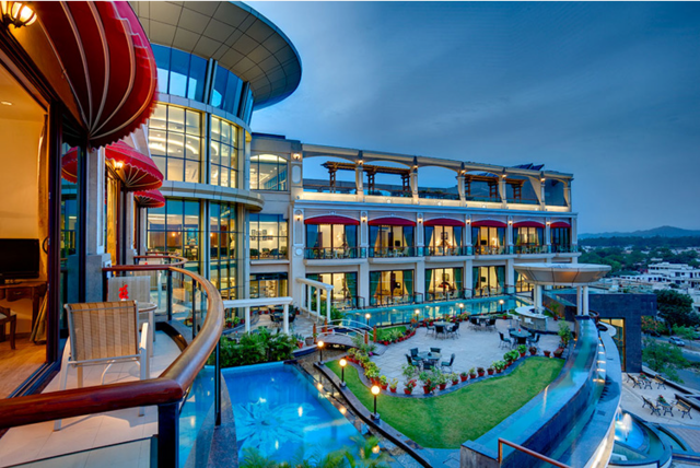 Welcomhotel bella vista member itc hotel group chandigarh - Chandigarh hotel with swimming pool ...