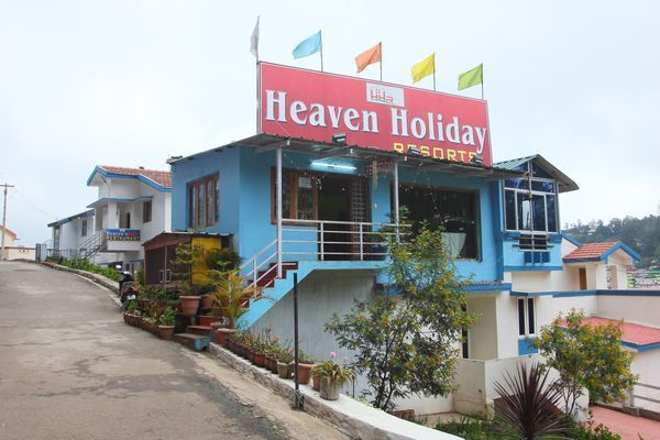 Heaven hill home ooty pictures.