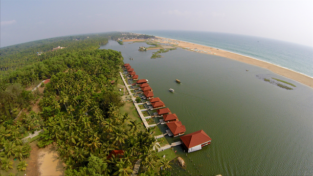 Poovar Island Resort Kovalam Room Rates Reviews Amp Deals