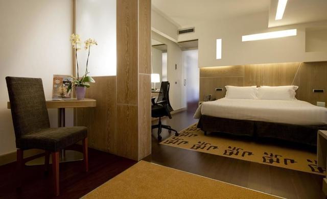 room - Hilton Garden Inn Rome Claridge