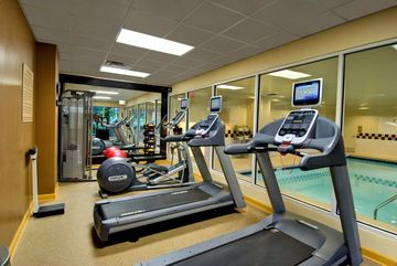 health club - Hilton Garden Inn Alpharetta