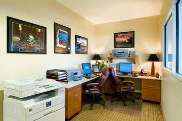 business centre - Hilton Garden Inn Alpharetta