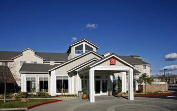 results view - Hilton Garden Inn Sacramento
