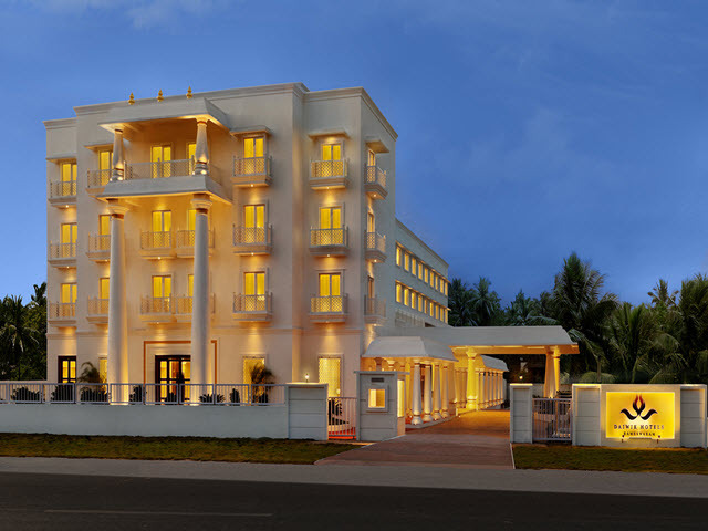 Front Elevation Hotel : Daiwik hotels rameswaram use coupon code gt festive