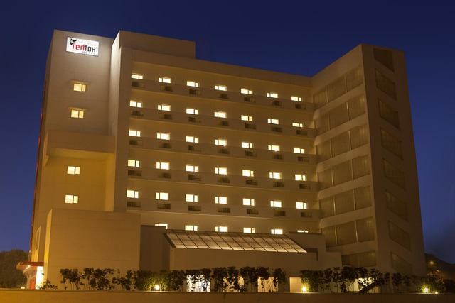 Red Fox Hotel Delhi Airport