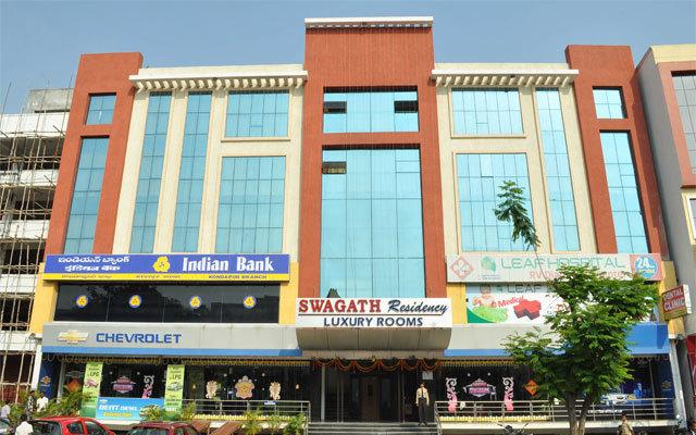 Swagath Residency Kondapur, Hyderabad  Room rates, Reviews
