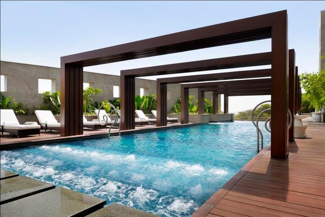 Park hyatt hyderabad use coupon code festive for Resorts with private swimming pool in hyderabad