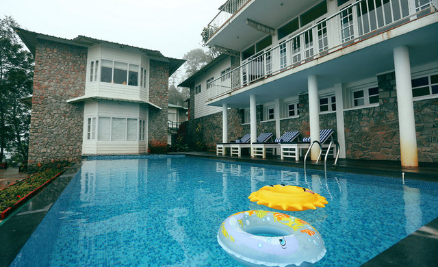 Mountain club munnar use coupon code festive for Resorts in kodaikanal with swimming pool