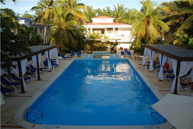Punta Goleta Map - Dominican Republic - Mapcarta