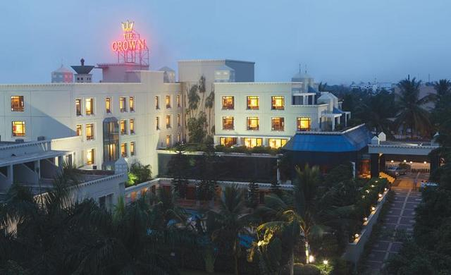 The Crown Bhubaneswar Room Rates Reviews Amp Deals