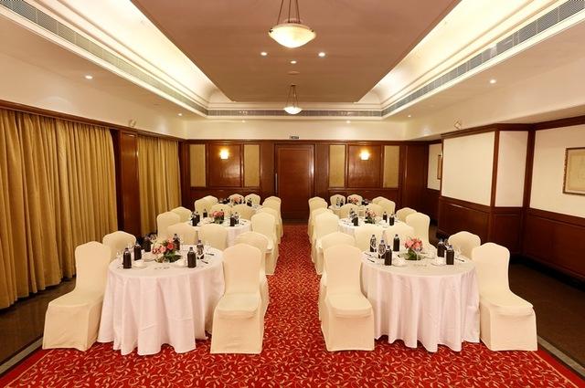 Green Park Hotel Chennai Spa