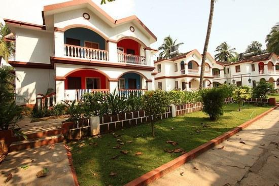 paradise village beach resort goa room rates reviews. Black Bedroom Furniture Sets. Home Design Ideas