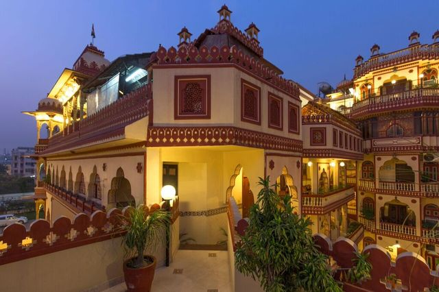 Umaid Bhawan A Heritage Style Boutique Hotel Jaipur Room